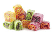 Turkish delight  — Stock Photo