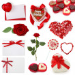 Valentine collection — Stock Photo #5451997