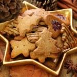 Christmas cakes — Stock Photo #6027813
