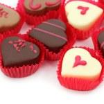 Chocolate truffles — Stock Photo #6032800