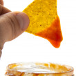 Mexican dip — Stock Photo