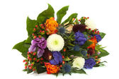 Special colorful bouquet — Stock Photo