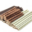 Chocolate sticks — Stock Photo