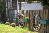French fence — Stock Photo