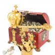 Treasure chest — Stock Photo #27293539