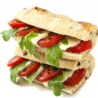 Foto Stock: Healthy bread