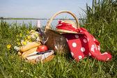 Picknick time — Stock Photo