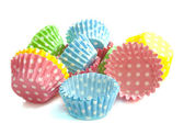 Colorful cupcakes — Stock Photo