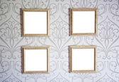 Vazio de pintura na parede — Fotografia Stock