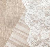 Keten arka planfondo de lino — Foto de Stock