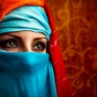 Stock Photo: Arabic woman