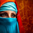 Arabic woman - Stock Photo