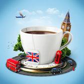 英格兰 — 图库照片