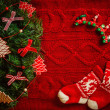 Christmas background — Stock Photo #31466685