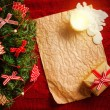 Stock Photo: Christmas background