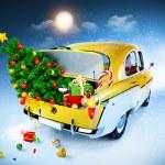 Christmas background — Stock Photo #31467001