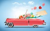 Shopping Car — Stock Photo