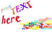 Schule schreibwaren isoliert weiß — Stockfoto