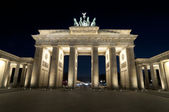 The Brandenburger Tor — Stock Photo