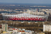 New National Stadium in Warsaw — Stock Photo