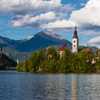Church of Bled — Stock Photo #17007883