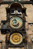 プラハの古い天文時計 — ストック写真