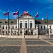 Stock Photo: Presidential Palace in Bratislava