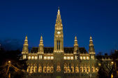 City Hall in Vienna — Stock Photo