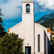 Chiesa di Santa Maria al Lago di Garda — Stock Photo
