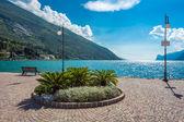 Torbole, Italy — Stock Photo