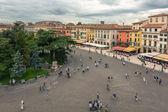 Plaza bra en verona — Foto de Stock