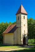 700 years old church — Stock Photo