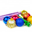 Balls for the Christmas tree — Stock Photo #13834465