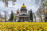The architecture of St. Petersburg — Foto de Stock