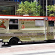 Stock Photo: Los Compadres Mexicfood truck