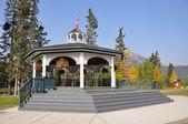Banff townsite — Zdjęcie stockowe