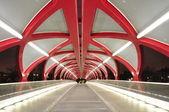 カルガリーの歩道橋 — ストック写真