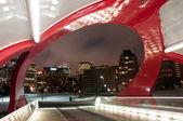 行人桥 — 图库照片