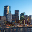 Calgary skyline — Stock Photo #24620215