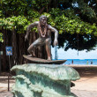 Duke Kahanamoku Statue — Stock Photo #27472729