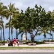Waikiki Beach  — Stock Photo