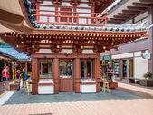 Rainbow Bazaar at the Hilton Hawaiian Village — Stock Photo