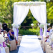 Wedding ceremony — Stockfoto