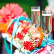 Wedding accessories — Stockfoto