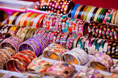 Bright bracelets — Stock Photo