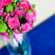 Bouquet of wedding flowers - Stock Photo
