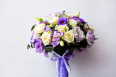 Bouquet of beautiful wedding flowers — 图库照片