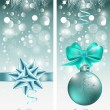 Christmas backgrounds — Stock Vector #36490089