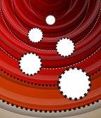 круг фон — Cтоковый вектор