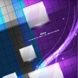 Stockvector : Glue geometry lines background